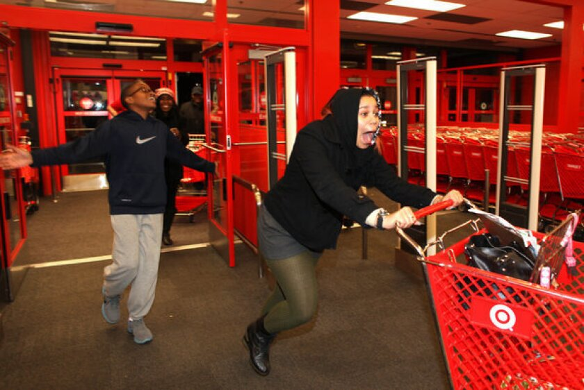 Target will offer year-round price matching with online retailers