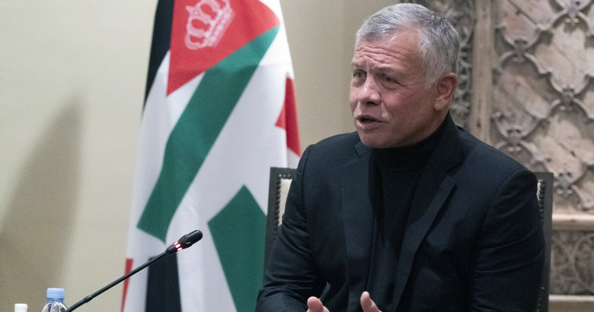 Jordan's unprecedented palace drama moves to the courtroom