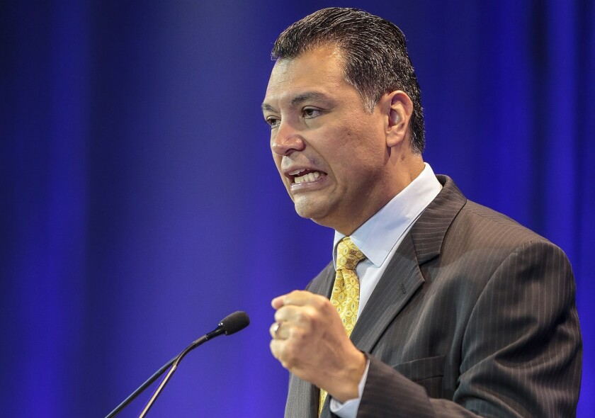 """Planned Parenthood Loves New California Senator Alex Padilla: """"He Fought Tirelessly"""" for Abortion"""
