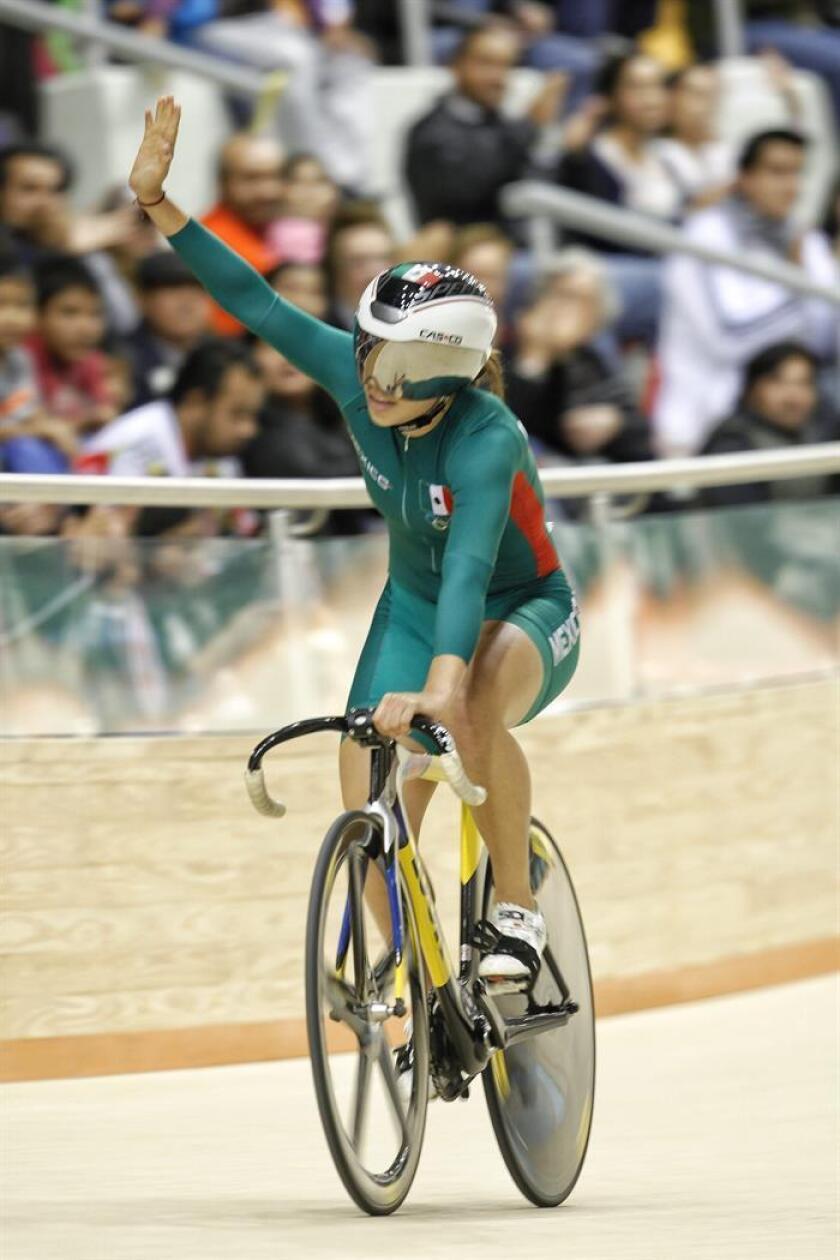 Jornada destacada para México en el Panamericano de Ciclismo
