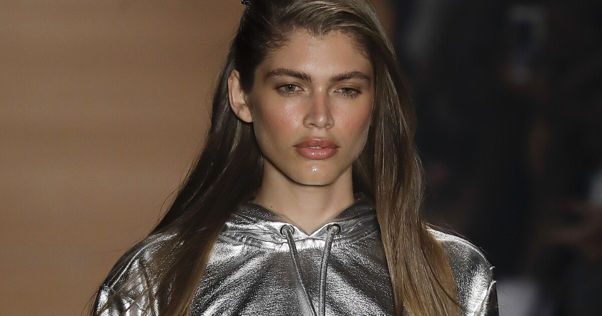 Brazilian model Valentina Sampaio has been blazing trails for years. Now, she's set to become the first openly transgender model to be featured in S