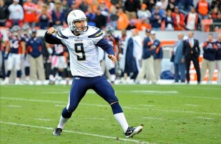 Chargers sign kicker Nick Novak; cut Koo