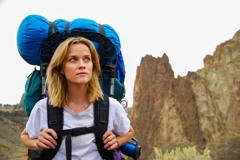 """Reese Witherspoon appears in a scene from the film """"Wild."""""""