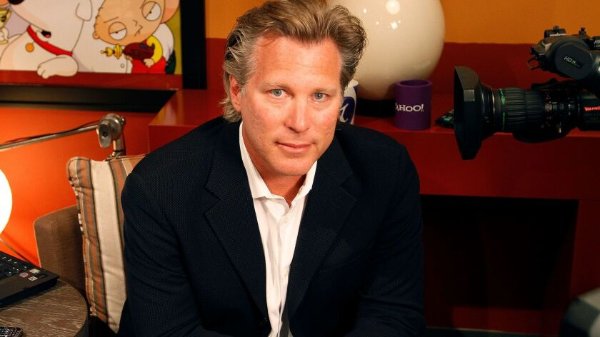 LOS ANGELES, CA., JUNE 03, 2011––Ross Levinsohn, Yahoo's new Executive zVice President of the Americ