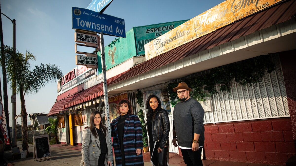 Gentefied On Netflix Confronts L A S Gentrification Crisis Los Angeles Times