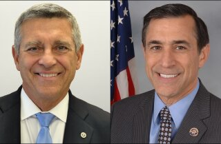 Issa has small lead over Applegate