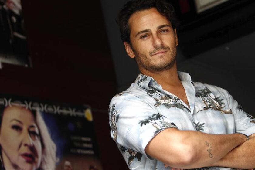 En la imagen, el actor español Asier Etxeandía. EFE/Archivo