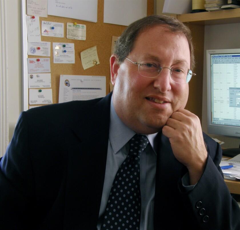 City Councilman Paul Koretz represents the 5th District.