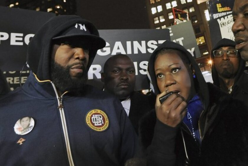 Trayvon Martin's family reportedly settles wrongful-death claim