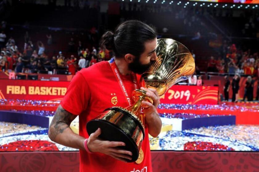 Rubio, Gasol y Scola en el mejor equipo del Mundial de China