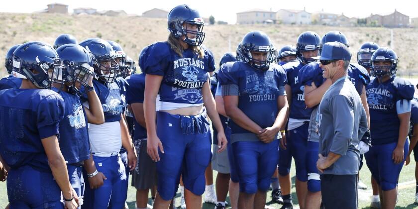 Otay Ranch High School football