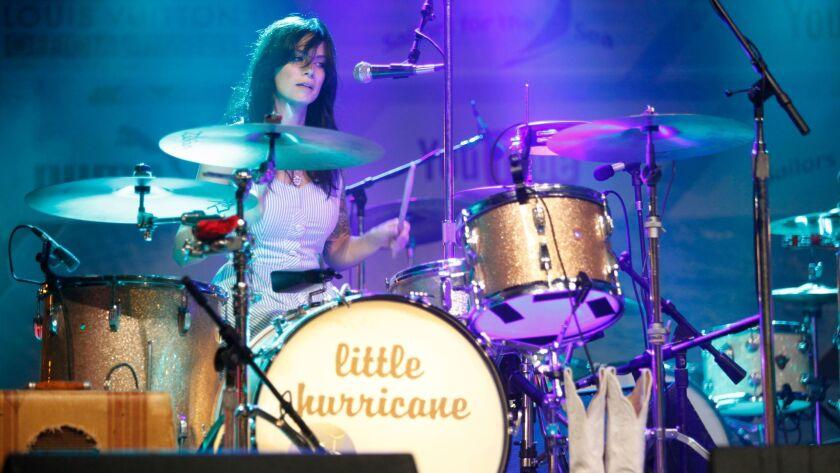 "Celeste ""C.C."" Spina of San Diego's award-winning Little Hurricane."