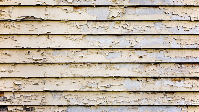 An initiative about cleaning up lead paint in homes secured enough signatures to get it qualified for the California ballot in November.