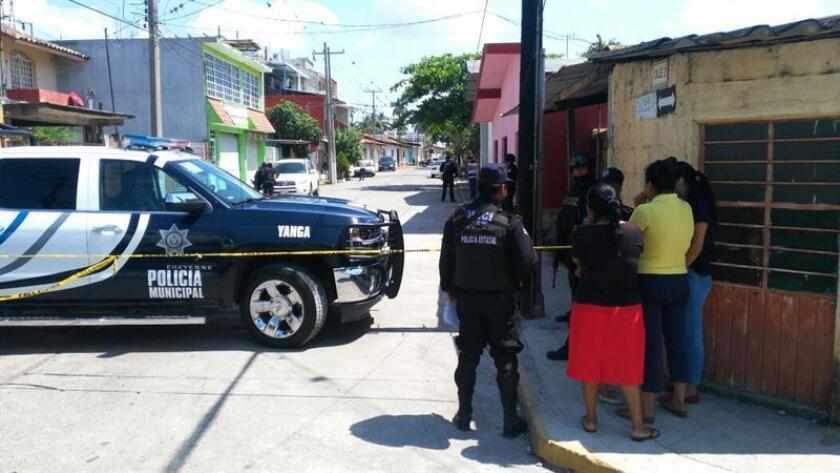 Un comando armado asesinó a siete personas durante un festejo por el 14 de febrero, Día del Amor y la Amistad en México, en la localidad de San Juan Lachigalla del estado de Oaxaca, informaron hoy a Efe fuentes oficiales. EFE/Archivo