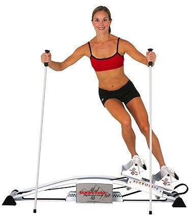 A slide for fitness