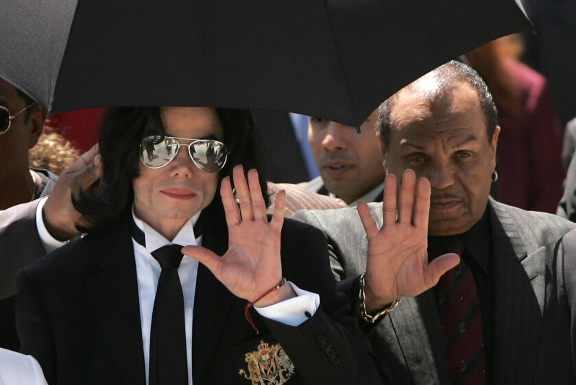 Joe Jackson, patriarch of musical family of pop stars, dies at 89