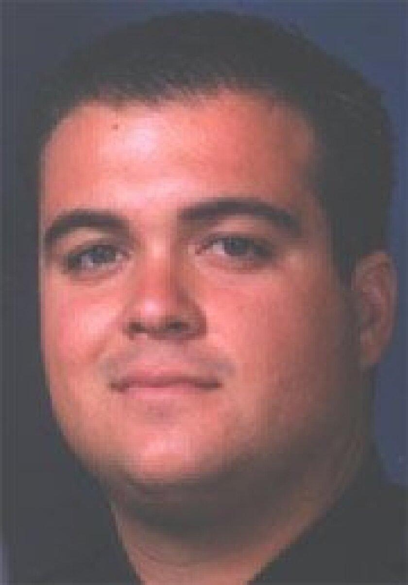 Officer Dan Bessant