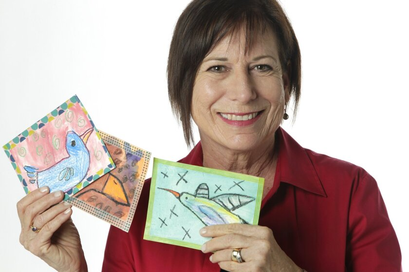 Artreach Offers Free Art Lessons To Students In San Diego