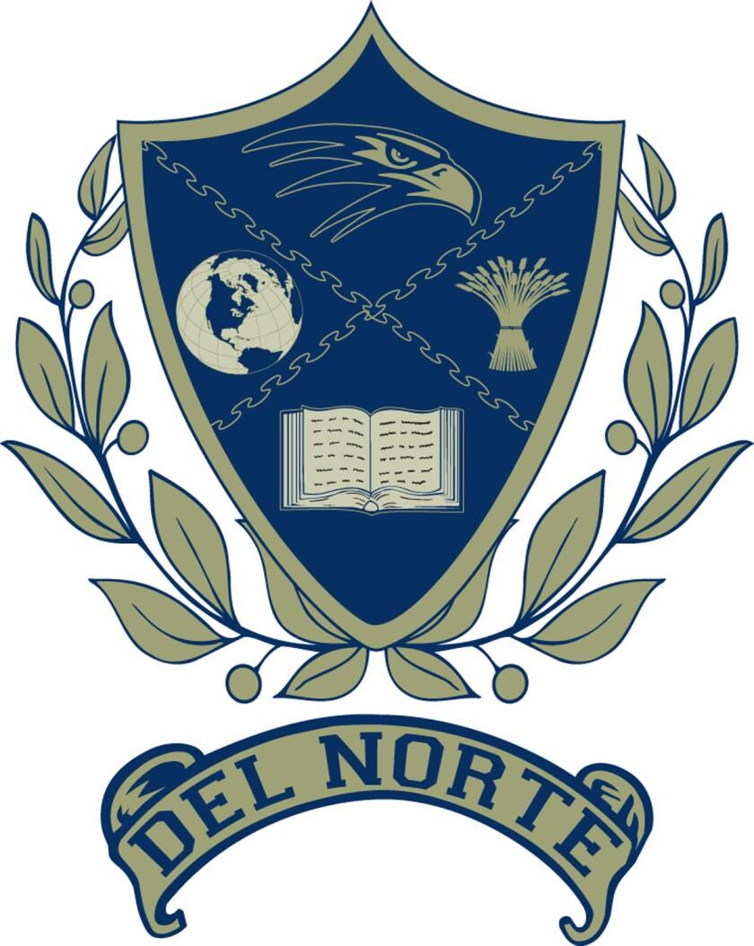 Del Norte High crest