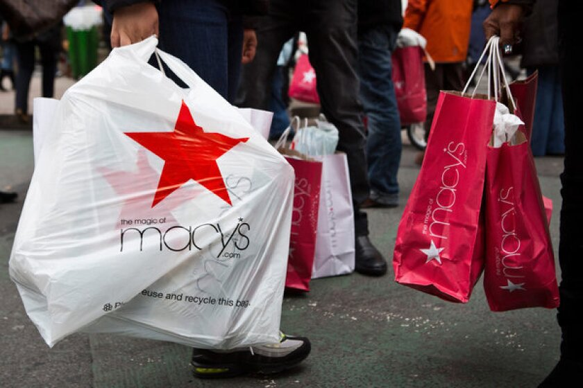 Macy's to close six stores, including one in Pasadena