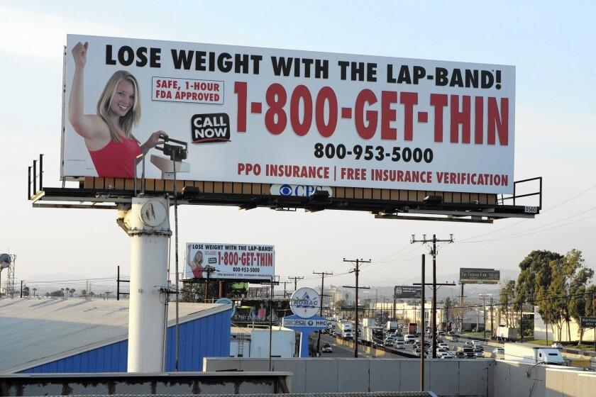 800-GET-THIN ads