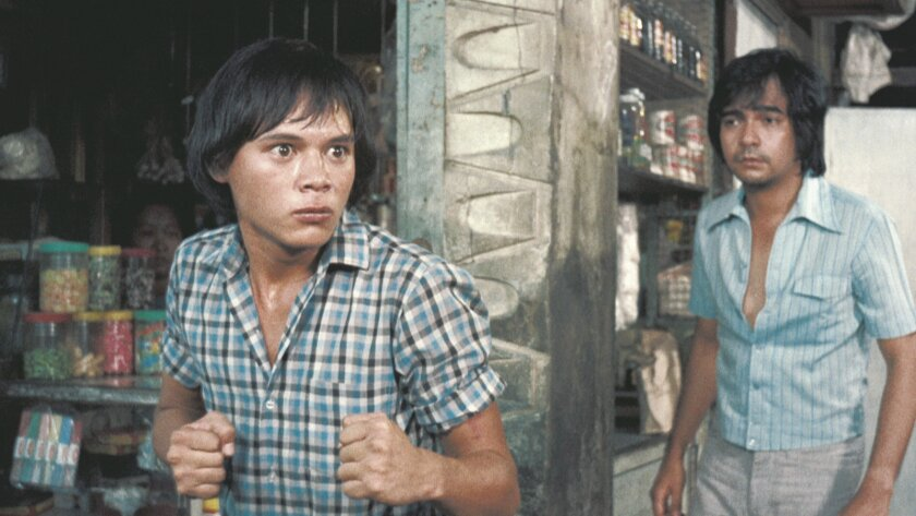 """""""Manila in the Claws of Light,"""" the 1975 award-winning film by Lino Brocka, will be screened at the ninth annual San Diego Asian Film Festival Spring Showcase."""