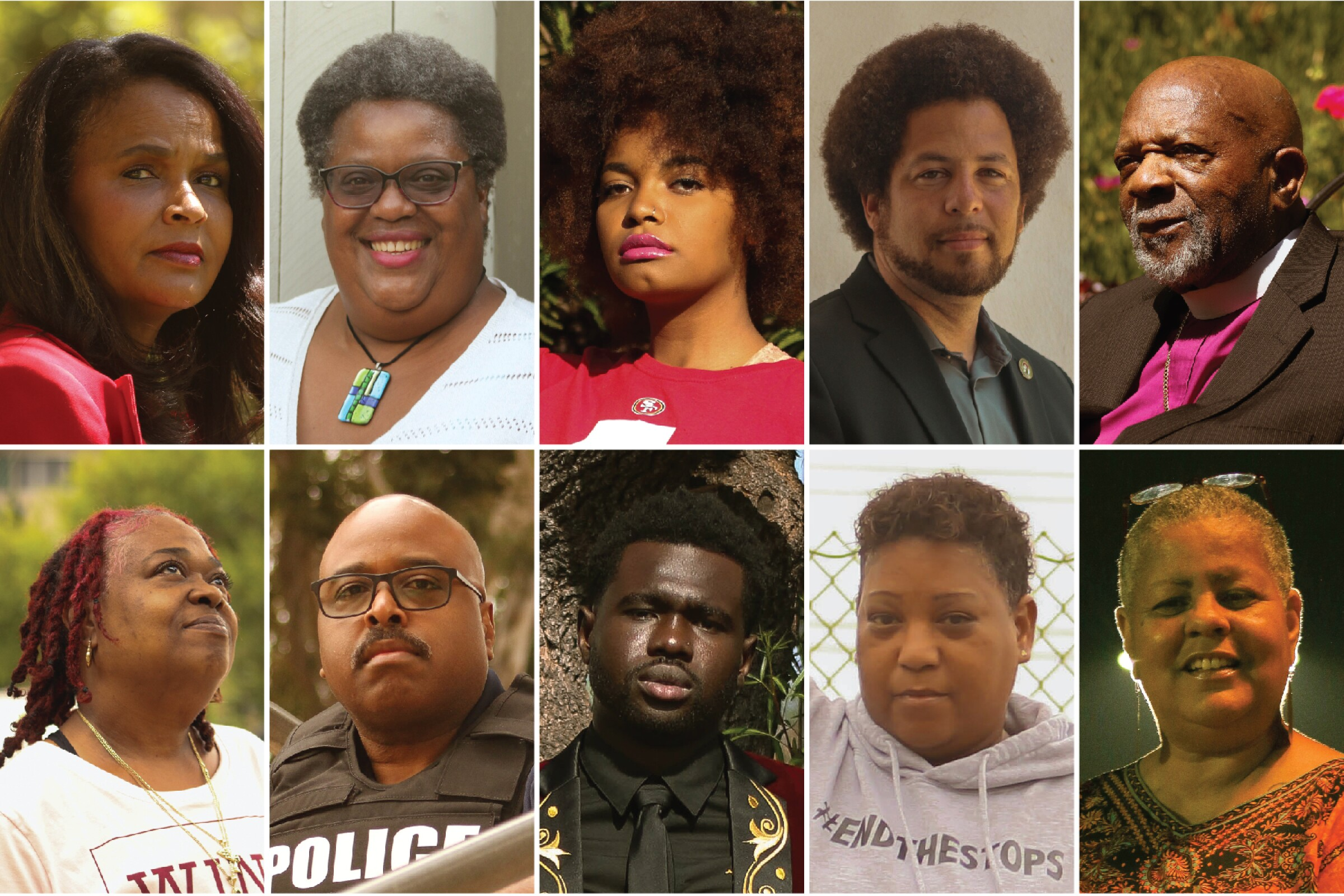 Community voices on racism in America