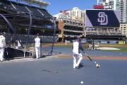 Padres prepare for Opening Day