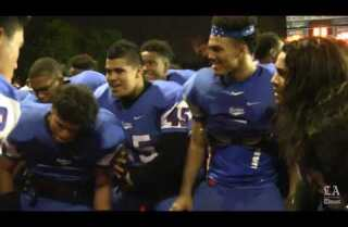 Haka dance for Gardena Serra