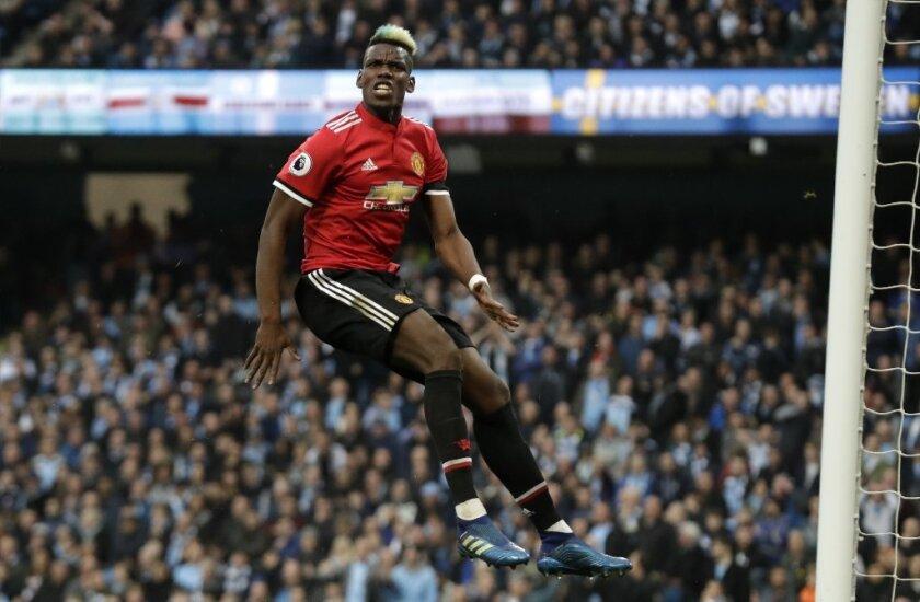 VIDEO: Man U le impide al Man City coronarse gracias a remontada