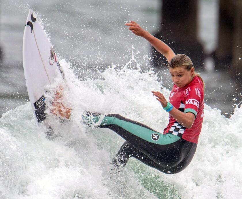 Women's Surfing