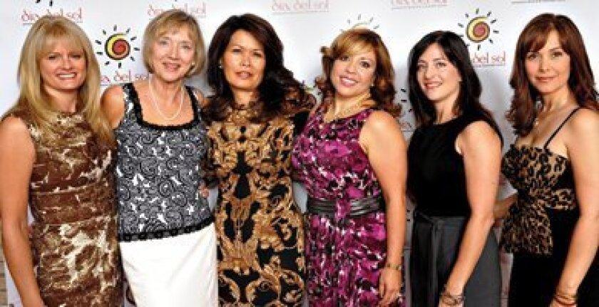 Michelle Stevens, Marianne Hoffman, Florence Crick, Diane Lekven, Estee Gubbay, Sandra Den Uijl. Photos by Jon Clark
