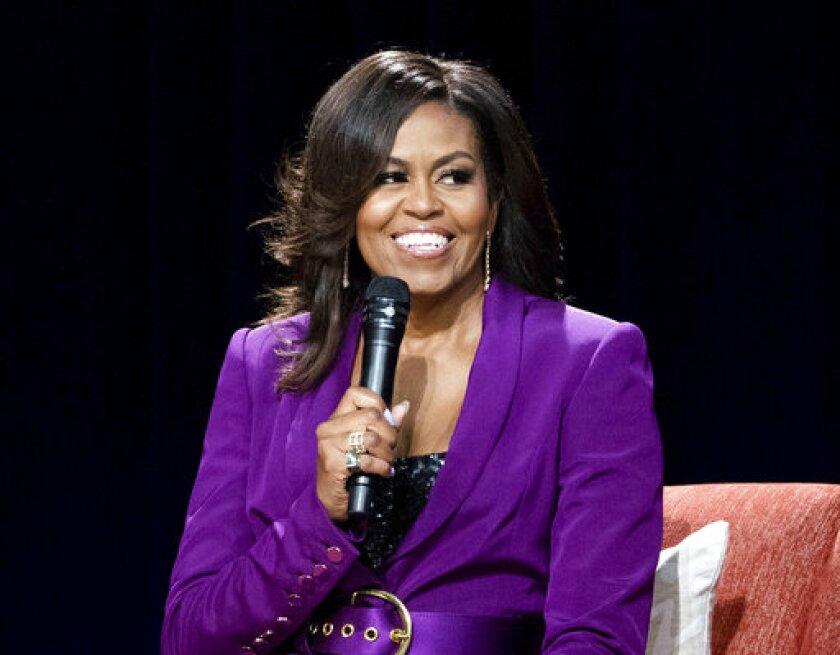 La exprimera dama Michelle Obama