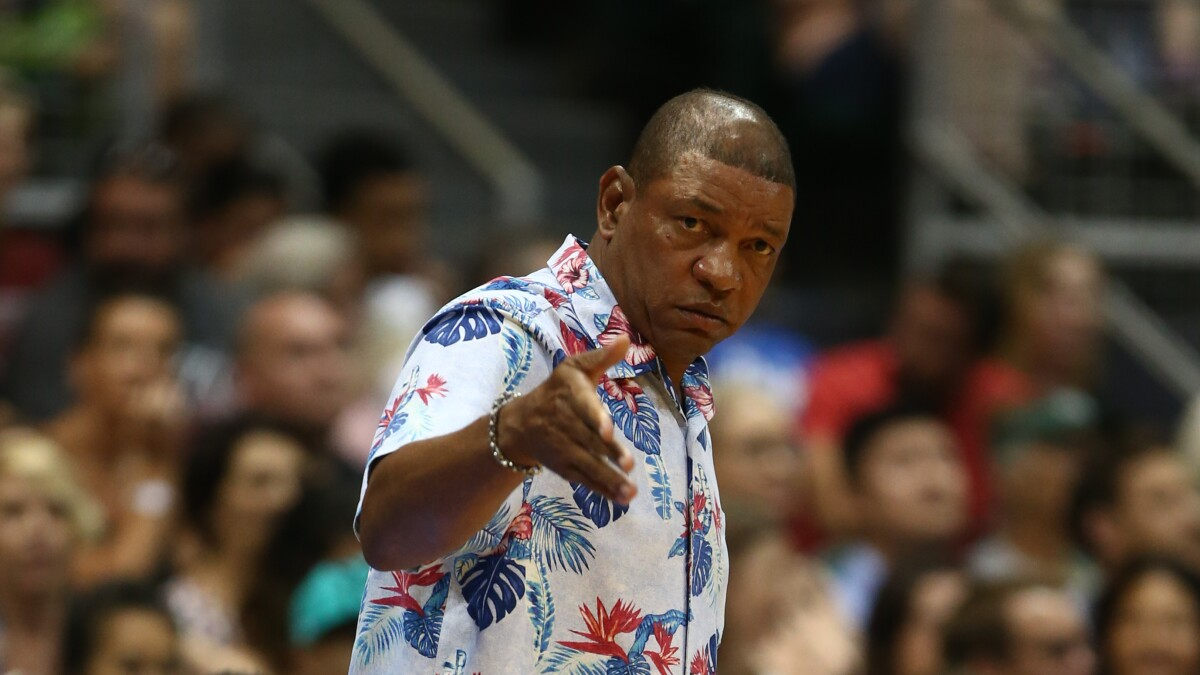 Clippers to open preseason in Hawaii against Houston Rockets