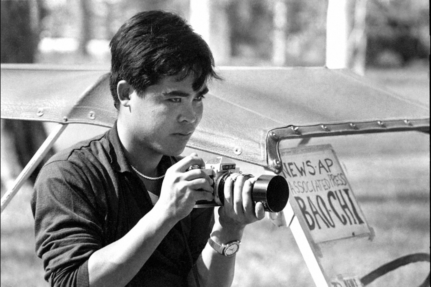 Napalm Girl Photographer Nick Ut Looks Back At A Career