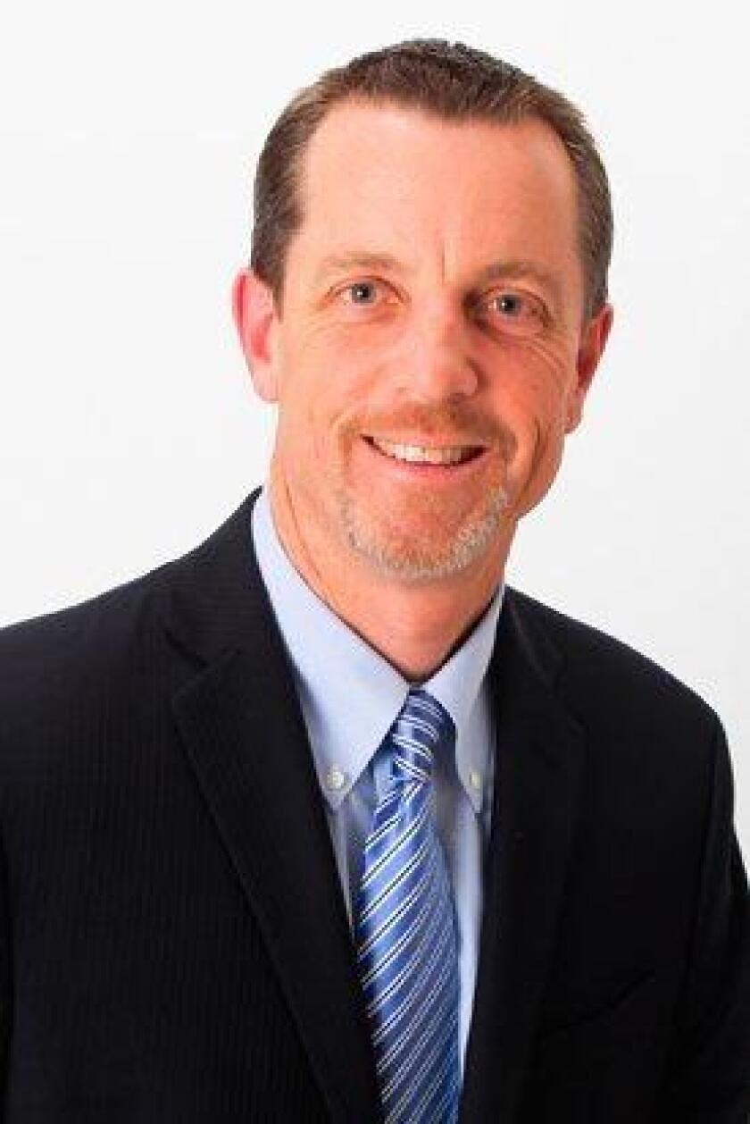 Superintendent Andy Johnsen