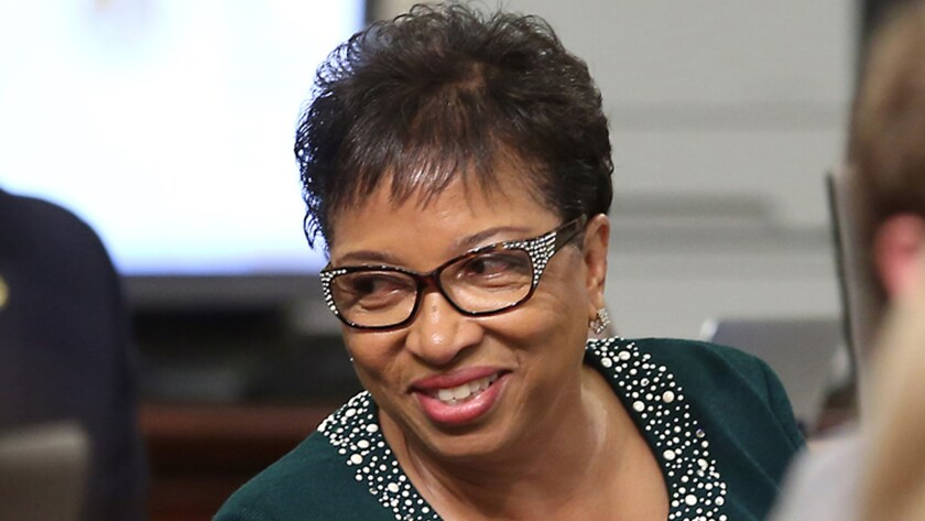 California Assemblywoman Carol Brown (D-San Bernardino): Who's really supporting her reelection campaign?