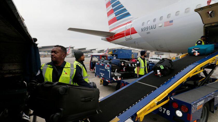 Airline turnaround