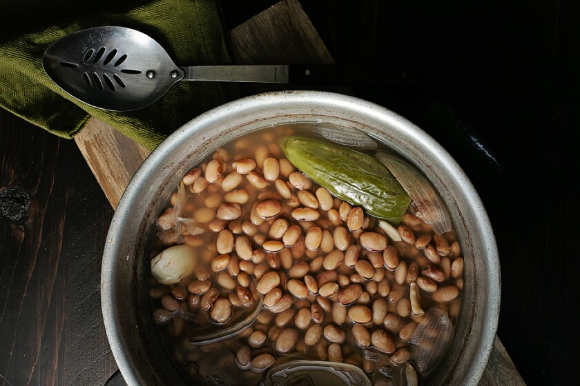 Mexican Style Pinto Beans Are Rich In Nutrients The San Diego Union Tribune