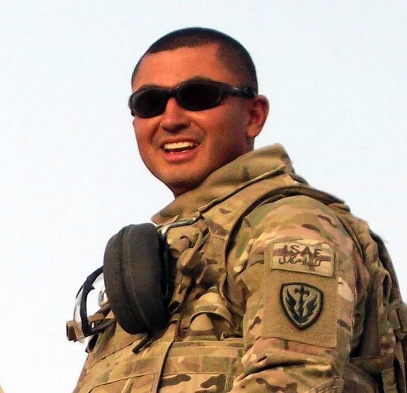 Army Spc. Moises Gonzalez, 29, died April 25 in Balkh province, Afghanistan, of injuries sustained when his vehicle rolled over