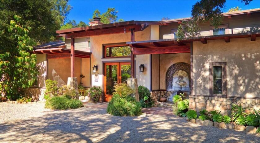 Peter Farrelly's Ojai home | Hot Property