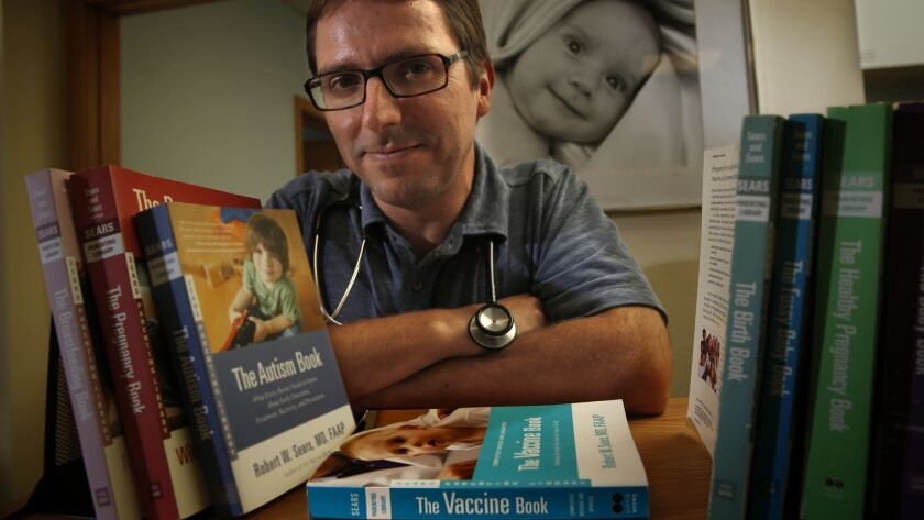 Must Reads: California doctor critical of vaccines is
