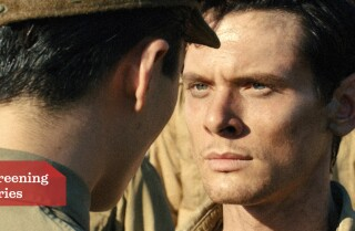 'Unbroken': Jack O'Connell on shooting the key 'beam scene'