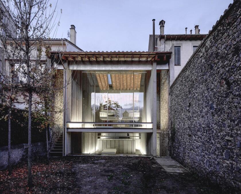 Row House, Olot, Spain, 2012.