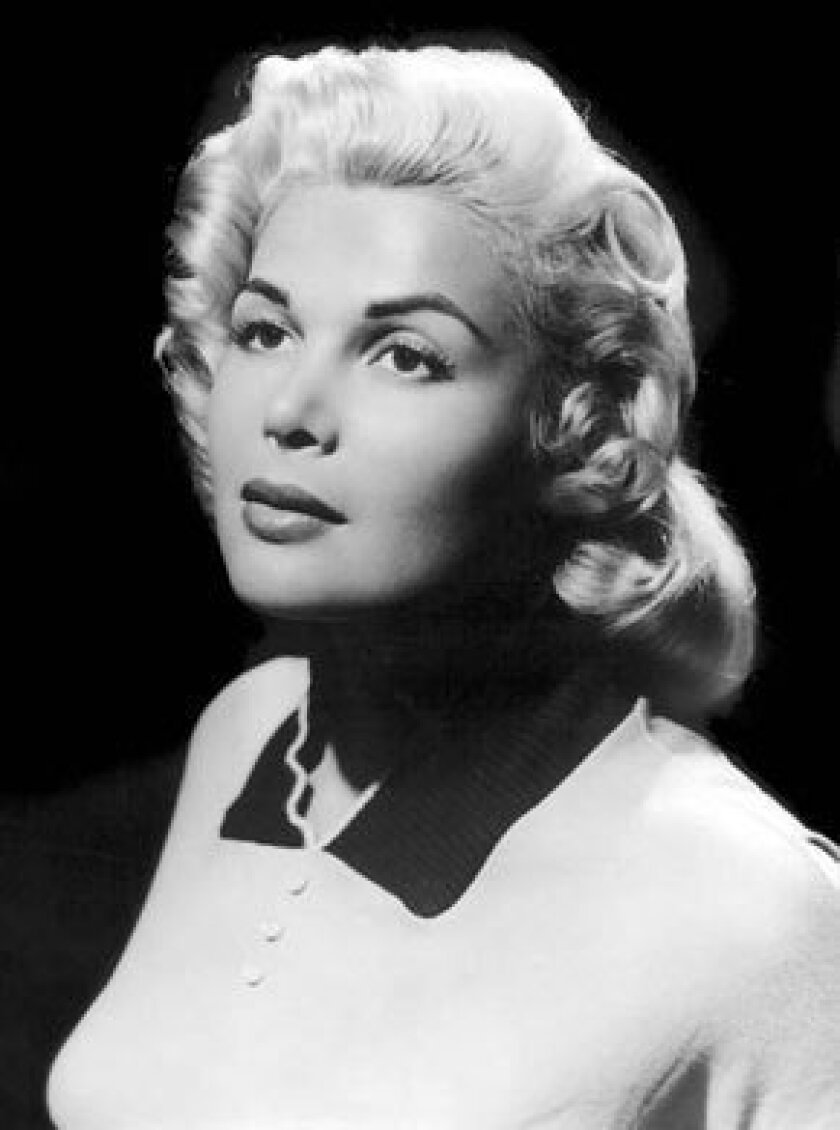 Gloria Pall hosted KABC's weekly romantic movie show for seven weeks until the show was taken off the air in 1955.
