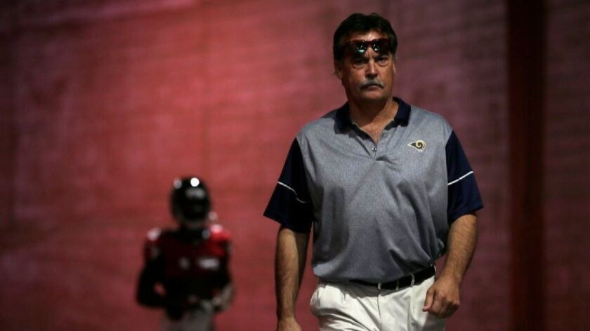Firing of Jeff Fisher is a good start to win back Rams fans