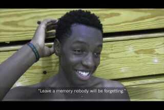 Onyeka Okongwu offers words of wisdom