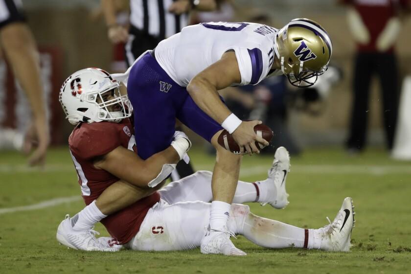 Washington Stanford Football