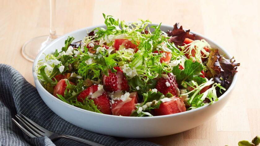 California Pizza Kitchen Shares Summer Salad The San Diego