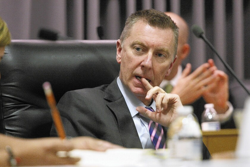 L.A. Unified Supt. John Deasy has defended the bidding process for the iPad project as proper and added that he and his staff talked to vendors in pursuit of good deals and good products.